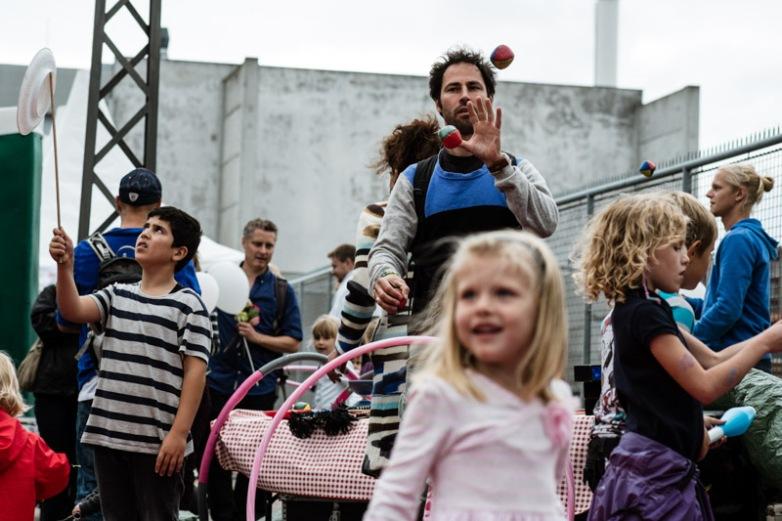 Juggler, Smag Verden festival