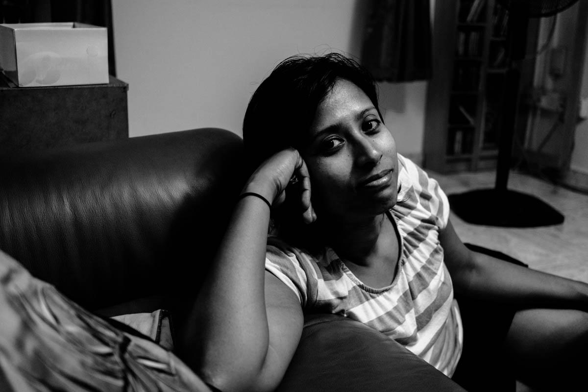 Me, by Mum. Fujifilm X-T1, XF 27mm f2.8