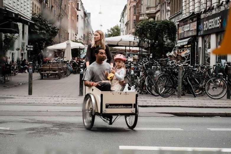 The Danish family SUV: a cargo bike