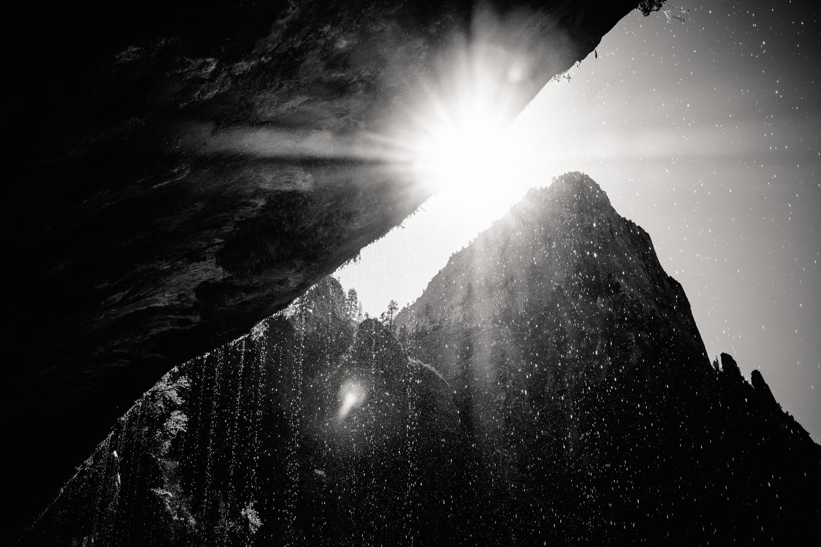 Weeping Rock, Zion National Park. November 2016.