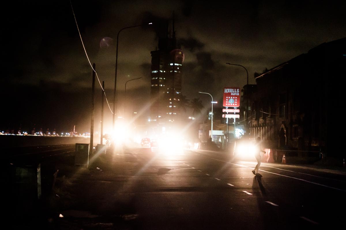 The city awaits. Colombo, Sri Lanka. Fujifilm X-T10, XF 35mm F2 | 1/80 sec, f2, ISO 5000