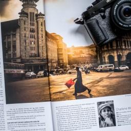 Kamera & Bild (Sweden) feature in their Fujifilm Special issue
