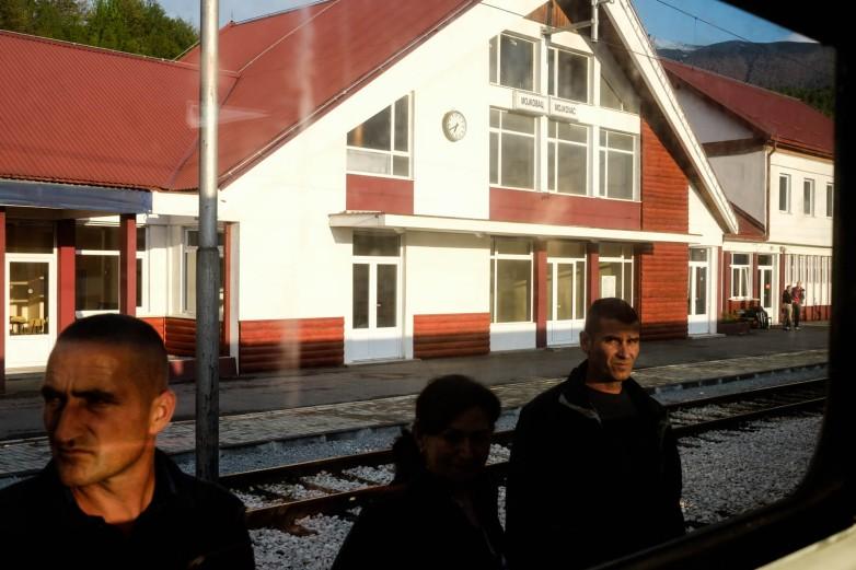 Mojkovac station