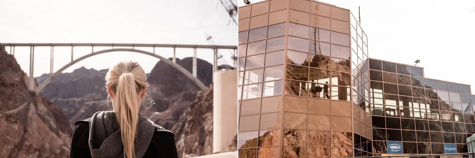 Hoover Dam, border NV & AZ